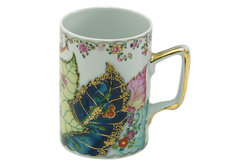 Tobacco Leaf Small Mug