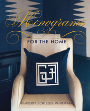Load image into Gallery viewer, Monograms for the Home Book by KSW - Autographed Copy
