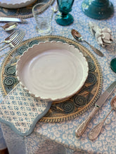 Load image into Gallery viewer, Cynara Scalloped Dinner Plate By Ceramore for ShopKSW