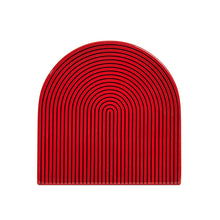Load image into Gallery viewer, Lacquer Stripe Coasters Set of 4  by Von Gern Home