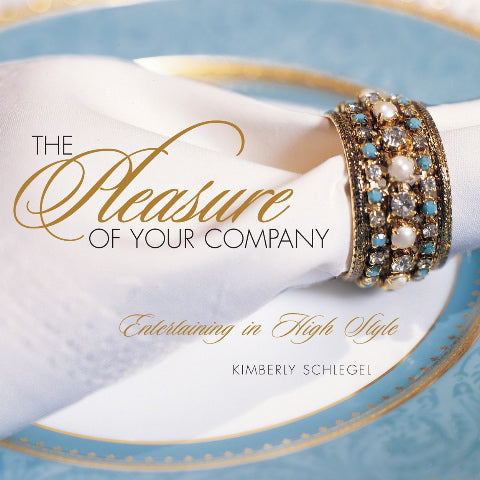 The Pleasure of Your Company: Autographed Book by KSW