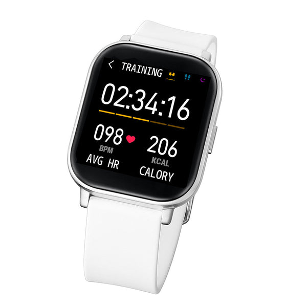 Bakeey GTR 1.6inch Full Screen Touch Heart Rate Blood Pressure O2 Monitor Brightness Contorl IP68 Smart Watch