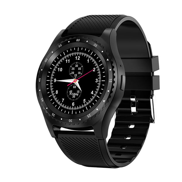 Bakeey L9 1.5inch TFT Big Screen Pedometer Music Control Sleep Monitor Smart Watch only for Android Phone