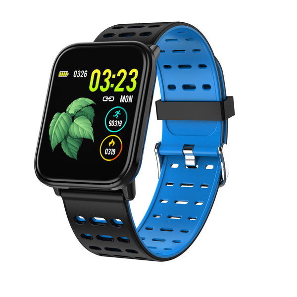 XANES T6 1.3'' Full Touch Screen Waterproof Smart Watch Pedometer Fitness Sports Bracelet