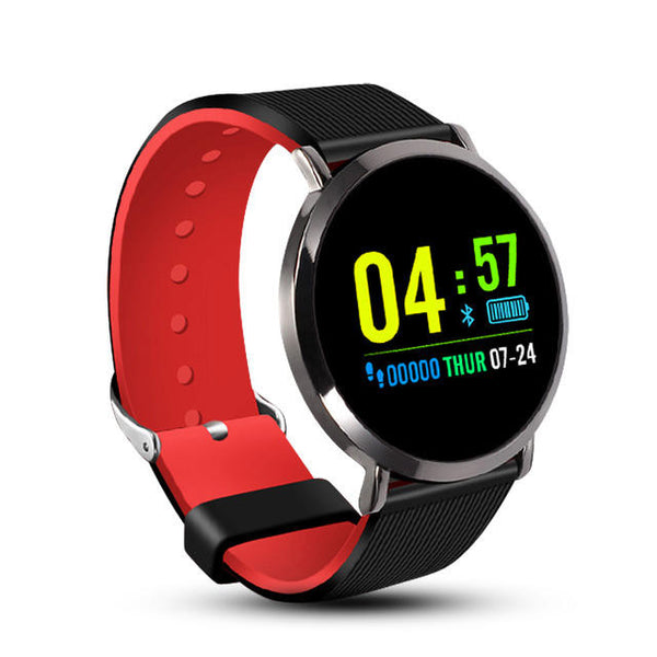 XANES T8 Color Touch Screen Waterproof Smart Watch Multiple Sports Modes Exercise Fitness Bracelet
