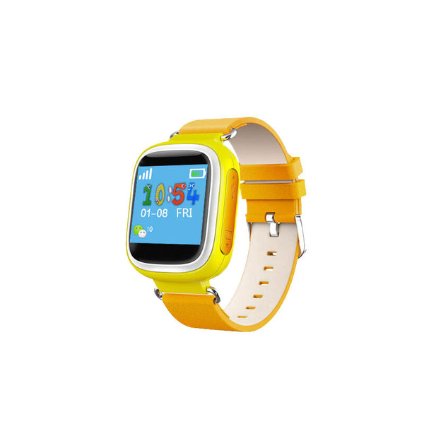 Q523 Color Screen Children Smart Watch GPS+LBS Location Two-way Talking Call Firewall SOS Kids Watch Phone