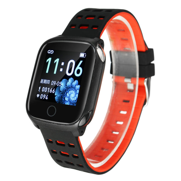 KALOAD F16 1.3in Waterproof Smart Watch ECG spO2 Monitor Sports Bracelet Fitness Tracker