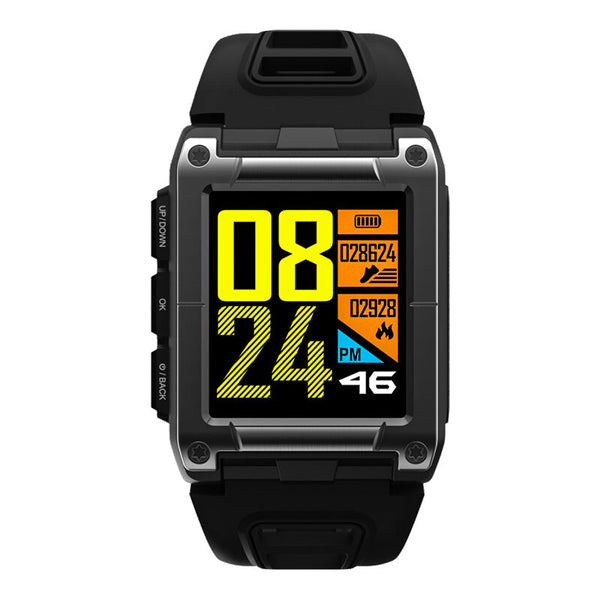 XANES S929 Color Screen Smart Watch IP68 Waterproof Swimming GPS Fitness Smart Bracelet mi band