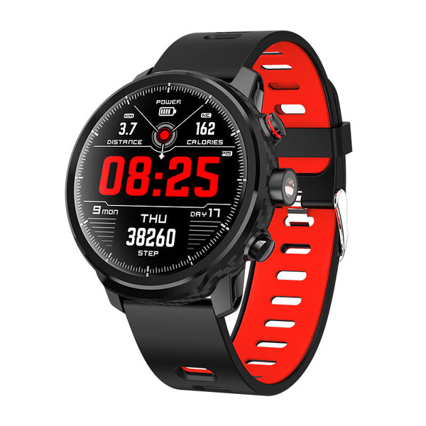Bakeey L5 LED Lighting IP68 Waterproof bluetooth Music Heart Rate Multi-sport Modes Smart Watch