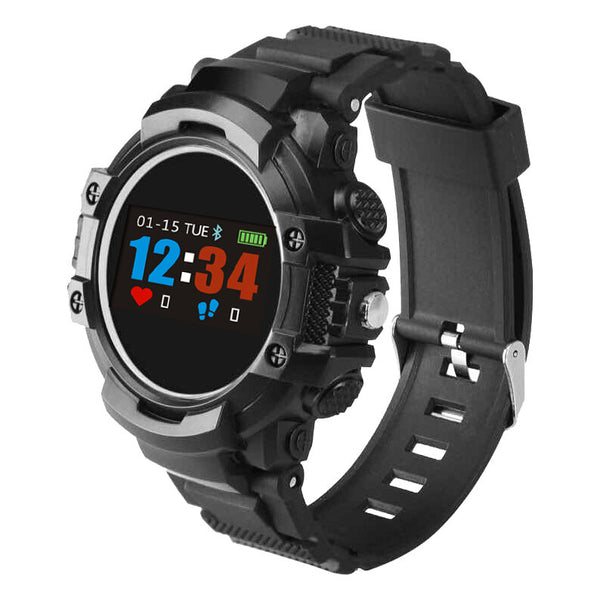 XANES F9 1.04 TFT'' Color Screen Smart Watch Waterproof Blood Pressure Oxygen Pedometer Smart Bracelet Fitness Sports Smart Wirstband