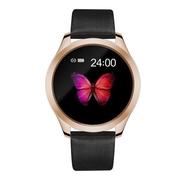 Bakeey SD30 Fashion Heart Rate Monitor Real-time Message Reminder Female Smart Watch