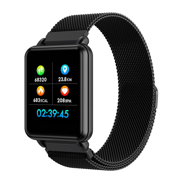 COLMI LAND 1 Full Touch IPS Screen Weather Music Control Brightness Adjust Heart Rate Blood Pressure Oxygen IP68 Smart Watch