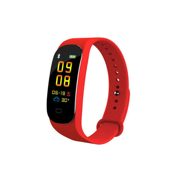 Bakeey M5 Blood Pressure Heart Rate Monitor Bracelet  bluetooth Smart Wristband