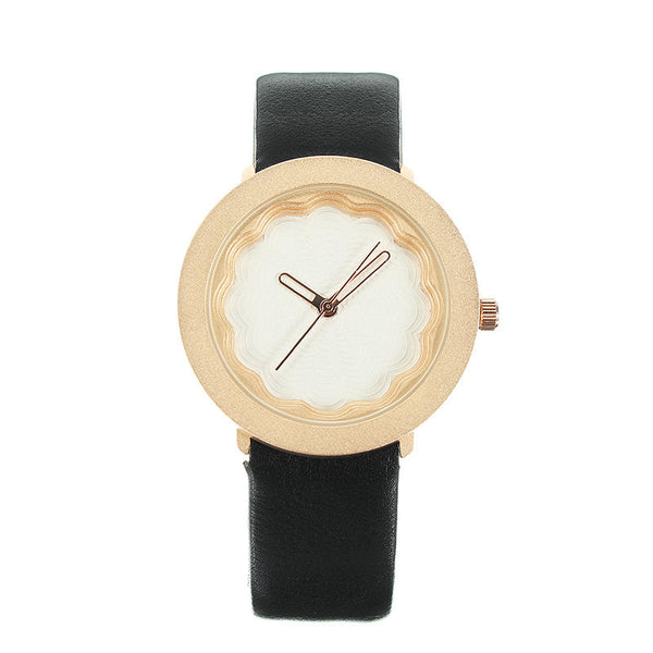 Fashion Women Quartz Watch Unique Design Luxury Ladies Dress Wrist Watch
