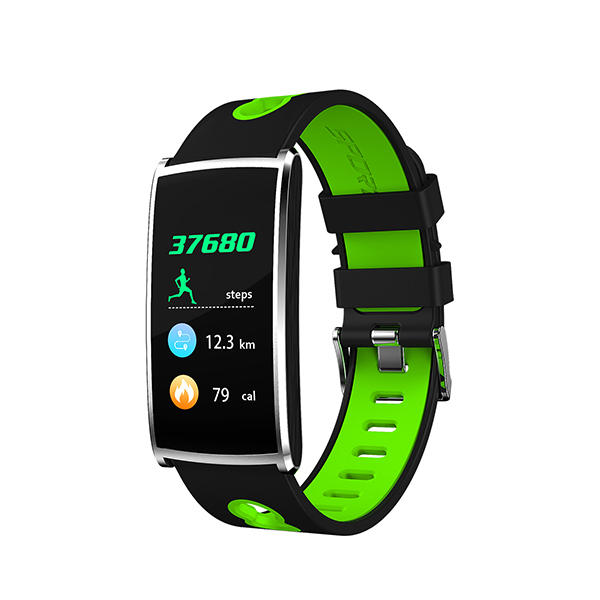 KALOAD N68 0.96 Inch Color Screen IP67 Waterproof Heart Rate Blood Pressure Oxygen Smart Bracelet