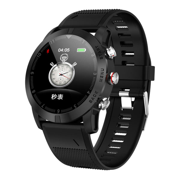 S10 1.3 inch bluetooth Heart Rate Blood Pressure Blood Oxygen IP68 Waterproof Sport Smart Watch