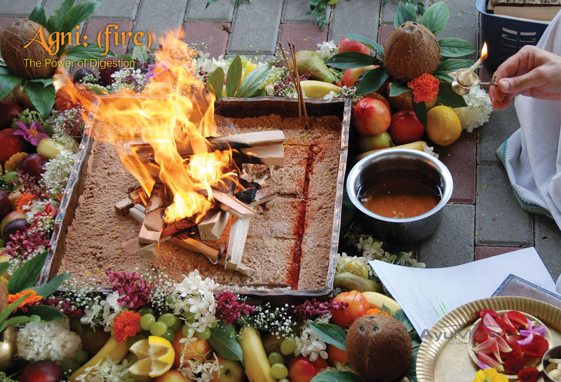 Agni (Fire) : The Power Of Digestion