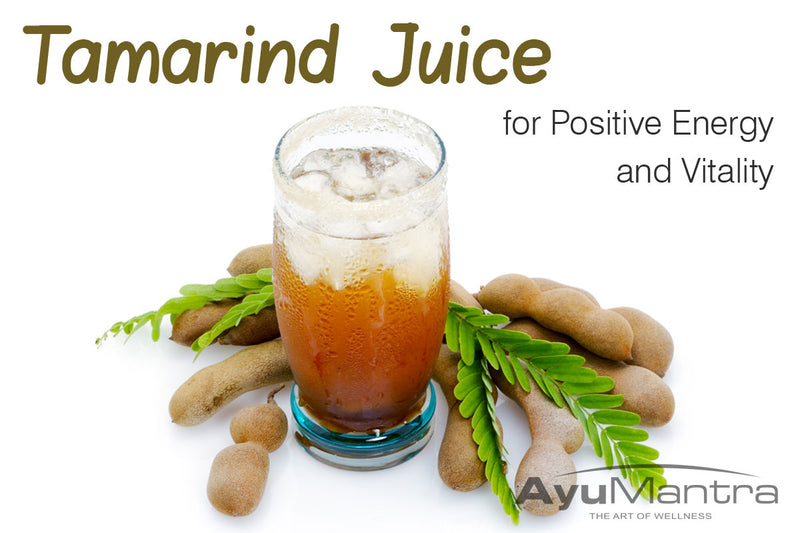 Tamarind Juice For Positive Energy & Vitality
