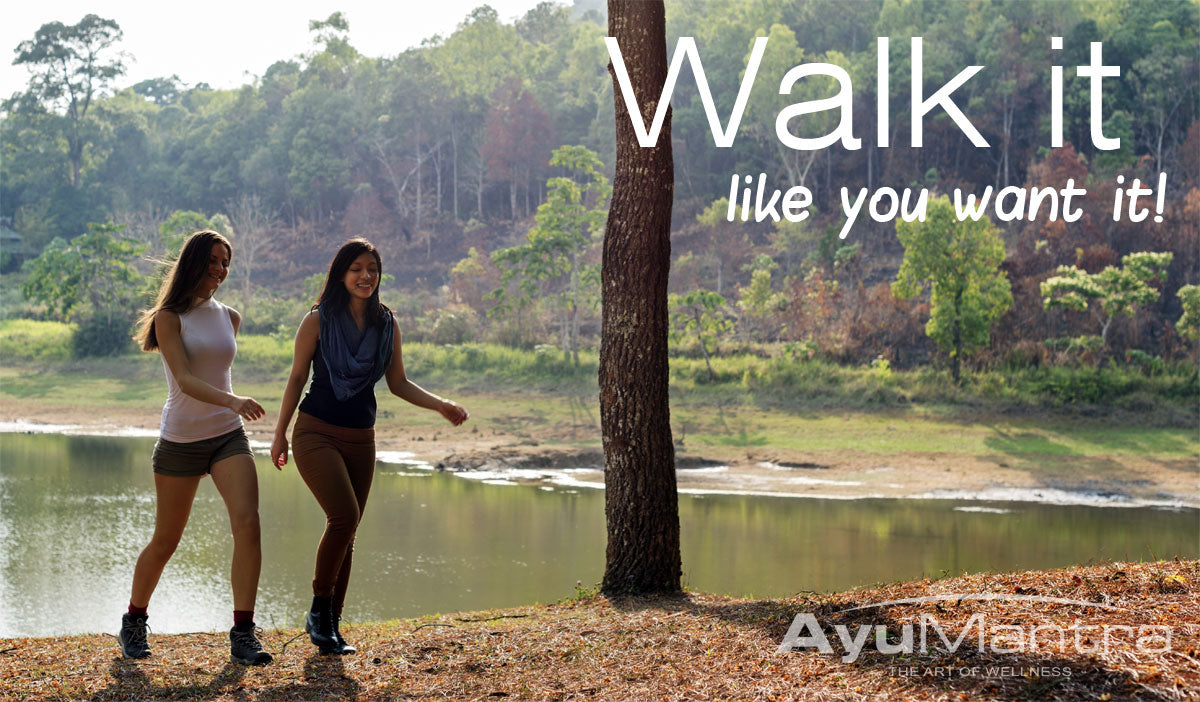 Walk It, Like You Want It!