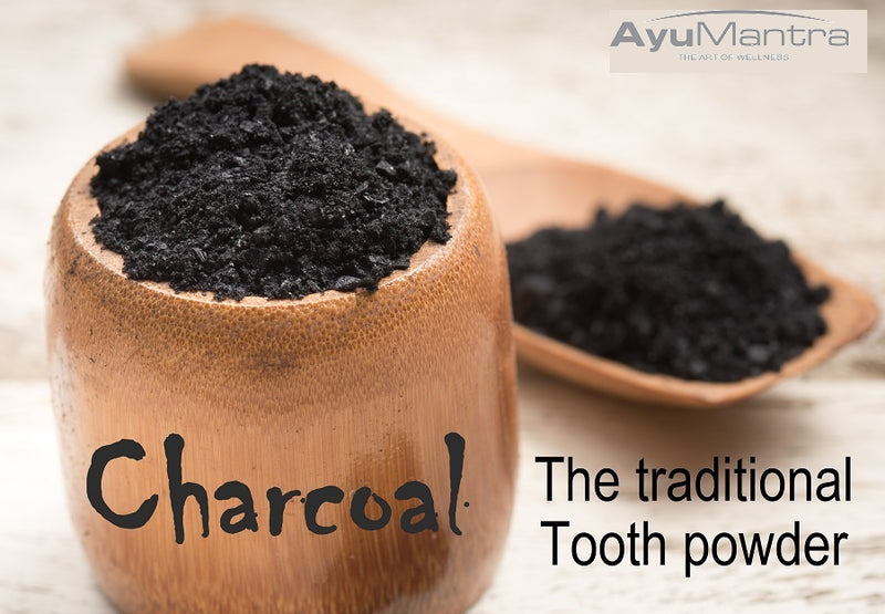 CHARCOAL – THE TRADITIONAL TOOTH POWDER