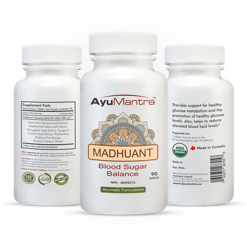 Madhuant Tablets