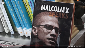 VIDEO: MALCOLM X TITLES FEATURED AT KANSAS CITY BOOKSTORE