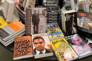 PHILADELPHIA BOOKSTORE FEATURES MALCOLM X FOR BLACK HISTORY MONTH