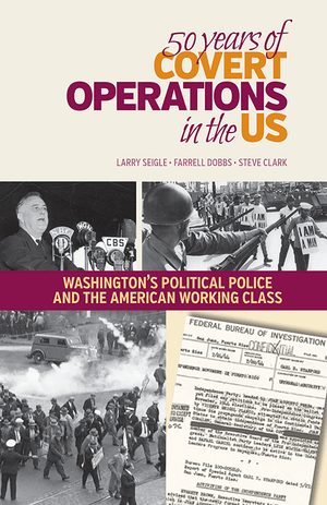 Front cover of 50 Years of Covert Operations in the US