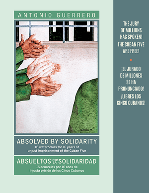 Front cover of Absolved by Solidarity/Absueltos por la Solidaridad