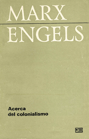 Front cover of Acerca del colonialismo