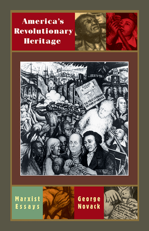 Front cover of America's Revolutionary Heritage