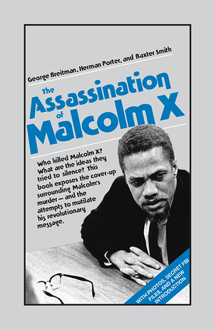 Front cover of The Assassination of Malcolm X
