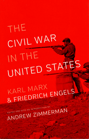 Front cover of The Civil War in the US