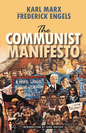 Front cover of The Communist Manifesto