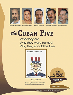Front cover of The Cuban Five
