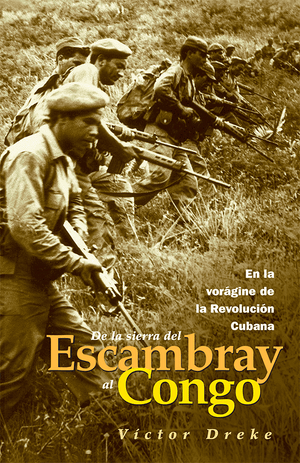 Front cover of De la sierra del Escambray al Congo