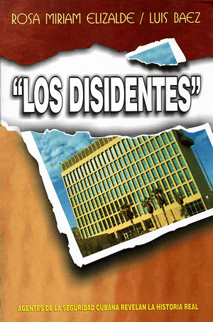 "Front cover of ""Los Disidentes"""