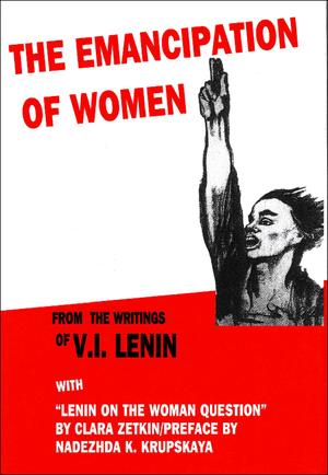 Front cover of The Emancipation of Women