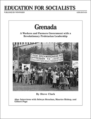 Front cover of Grenada: Workers and Farmers Government