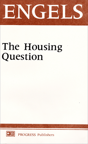 Front cover of The Housing Question