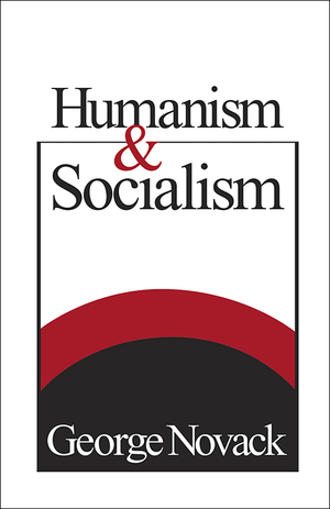 Front cover of Humanism and Socialism