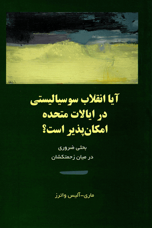 Front cover of Is Socialist Revolution in the U.S. Possible? [Farsi Edition]