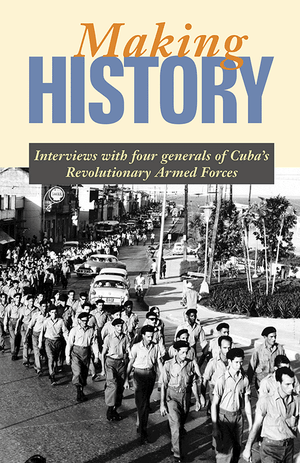 Front cover of Making History