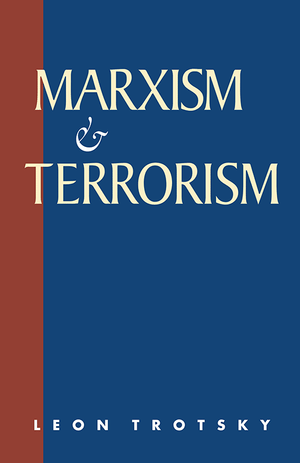 Front cover of Marxism and Terrorism