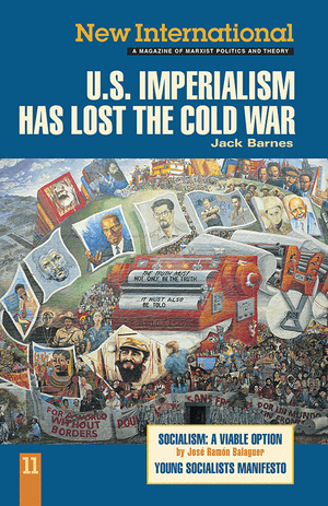 Front cover of U.S. Imperialism Has Lost the Cold War