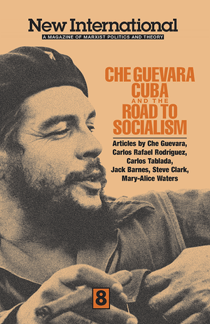 Front cover of Che Guevara, Cuba, and the Road to Socialism