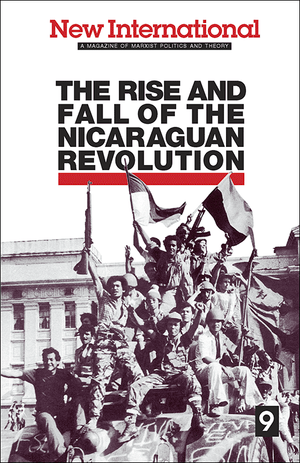 Front cover of The Rise and Fall of the Nicaraguan Revolution