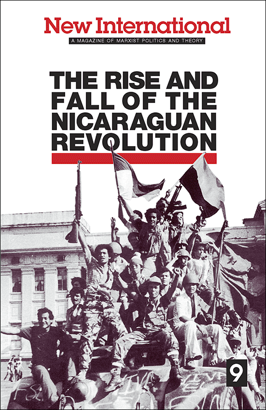 The Rise and Fall of the Nicaraguan Revolution