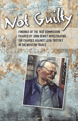 Front cover of Not Guilty
