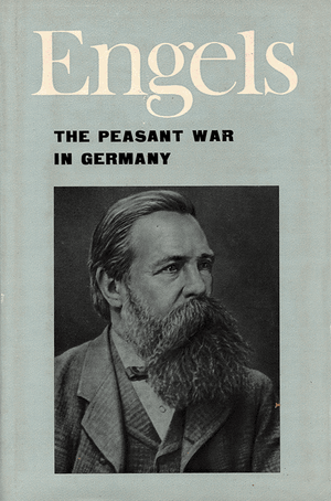 Front cover of The Peasant War in Germany
